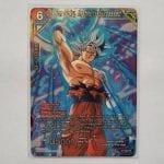 Dragon Ball Super Card Game – Son Goku, Instincts Surpassed P-198 NM-M