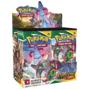 Pokemon TCG Evolving Skies Booster Box