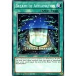 Breath of Acclamation Common 1st Edition BLVO-EN086 NM-M