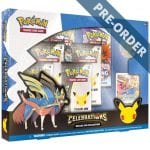 Pokemon TCG Deluxe Pin Collection Celebrations PRE-ORDER