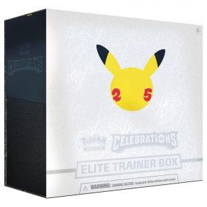 Pokemon TCG Elite Trainer Box Celebrations