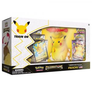 Pokemon TCG Premium Figure Collection Celebrations Pikachu Vmax