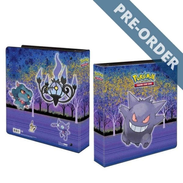ULTRA PRO Pokemon 2 Inch Album Gallery Series Haunted Hollow PRE-ORDER