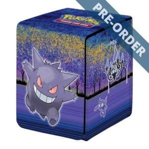 ULTRA PRO Pokemon Alcove Flip Box Gallery Series Haunted Hollow PRE-ORDER