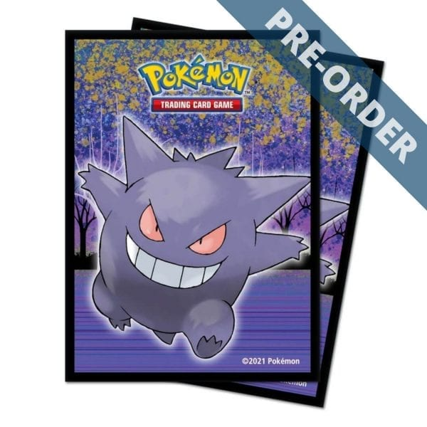 ULTRA PRO Pokemon Deck Protector Sleeves Gallery Series Haunted Hollow PRE-ORDER