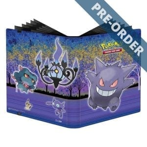 ULTRA PRO Pokemon PRO Binder Full View 9PKT Gallery Series Haunted Hollow PRE-ORDER