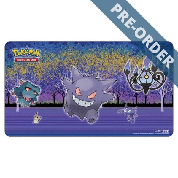 ULTRA PRO Pokemon Playmat Gallery Series Haunted Hollow PRE-ORDER