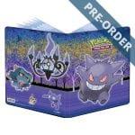 ULTRA PRO Pokemon Portfolio 9PKT Gallery Series Haunted Hollow PRE-ORDER