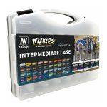Wizkids Premium Paint Set by Vallejo: Intermediate Case
