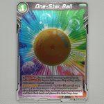 Dragon Ball Super Card Game – One-Star Ball P-089 PR NM-M