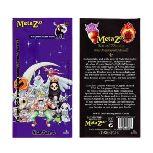 MetaZoo TCG Nightfall Blister Pack PRE-ORDER