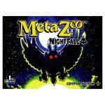 MetaZoo TCG Nightfall Booster Box PRE-ORDER