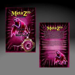 MetaZoo TCG Nightfall Theme Deck – Spirit PRE-ORDER