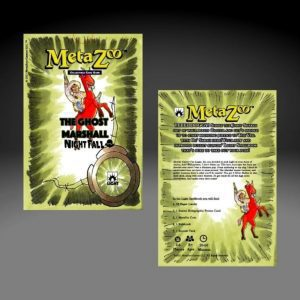 MetaZoo TCG Nightfall Theme Deck – Light PRE-ORDER