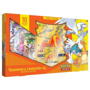 Pokemon TCG Charizard Reshriam GX Premium Collection PRE-ORDER