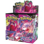 Pokemon TCG Fusion Strike Booster Box PRE-ORDER