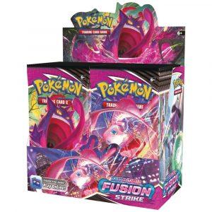 Pokemon TCG Fusion Strike Booster Box