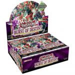 Yu-Gi-Oh! TCG Burst of Destiny Booster Box PRE-ORDER