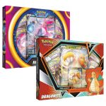 Pokemon TCG Dragonite & Hoopa V Box (Set of 2) PRE-ORDER
