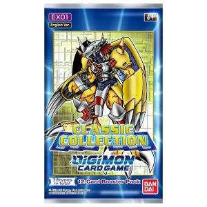 Digimon Card Game Classic Collection EX01 Booster Box