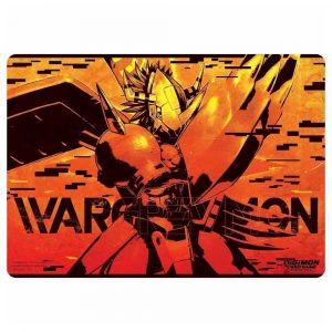 Digimon Card Game Play Mat Wargreymon (PB-03)