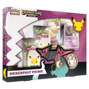 Pokemon TCG Celebrations Collection Dragapult Prime