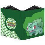 ULTRA PRO Pokemon PRO Binder Full View 9PKT Bulbasaur