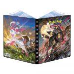 ULTRA PRO Pokemon Portfolio 4PKT Sword and Shield 7 Evolving Skies