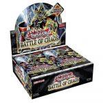 YU-GI-OH! TCG Battle of Chaos Booster Box PRE-ORDER