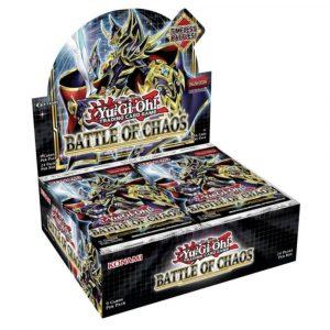 YU-GI-OH! TCG Battle of Chaos Booster Box